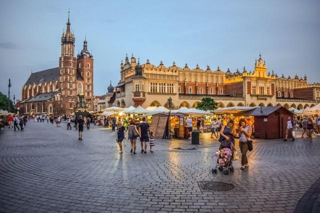 Kraków i jego mieszkańcy na zdjęciach Google Street view