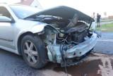 Zderzenie dwóch samochodów w Betkowie. Mamy zdjęcia z wypadku [FOTO]