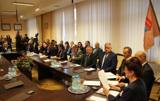 Na godzinę 14:00, 1 lipca zaplanowano nadzwyczajną sesję Rady Miasta Żory.