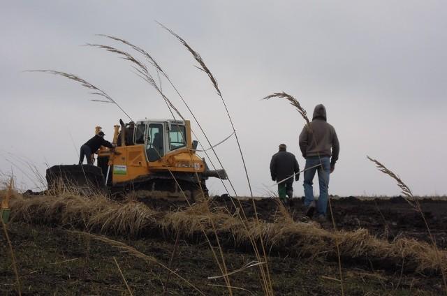 Rok temu mieszkańcy Żurawlowa nie pozwolili, by koncern Chevron rozpoczął prace w ich wsi. Czy historia powtórzy się w Ministrówce?