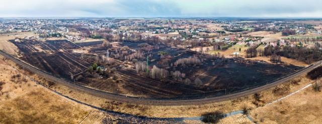Jedną trzecią wszystkich pożarów w Polsce stanowią pożary traw, które często zagrażają naszym domom.