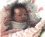 Malbork. Witamy na świecie! Maja urodziła się w Powiatowym Centrum Zdrowia