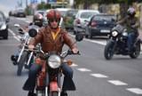 Piękne motory na ulicach Rydułtów ZDJĘCIA