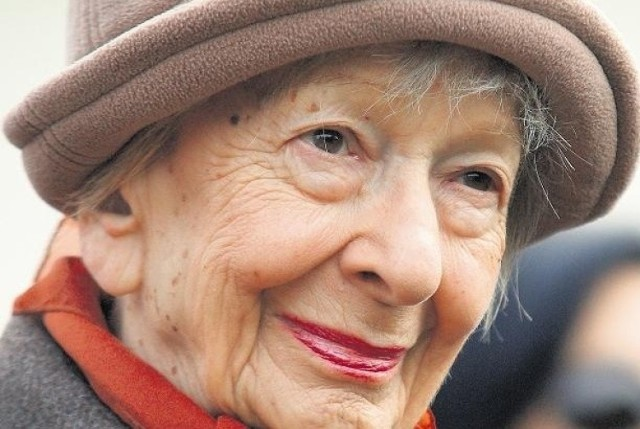 Wisława Szymborska zmarła 1 lutego 2012 r.