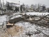 W Koszalinie powstanie nowy kościół. Przy ul. Zwycięstwa wycięto 36 drzew