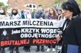 Biały Marsz Milczenia przeszedł ulicami Krosna [ZDJĘCIA]