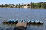 Rusza wypożyczalnia sprzętu wodnego w Wągrowcu. Sprawdź cennik