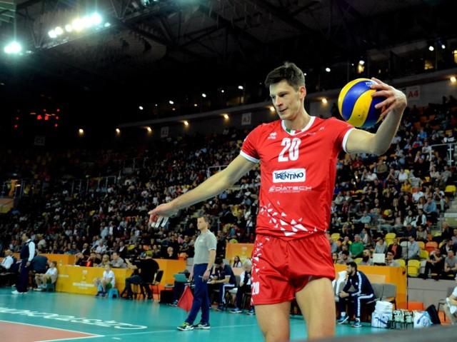 Srecko Lisinac to jeden z liderów reprezentacji Serbii