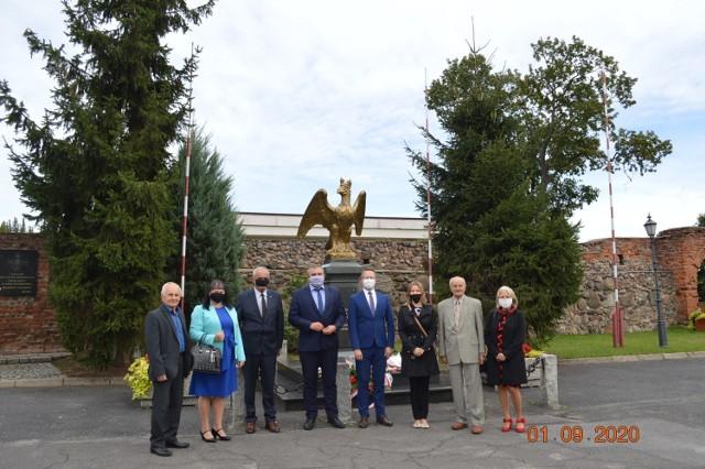 Obchody rocznicy wybuchu drugiej wojny światowej - Sulechów - 1 września 2020