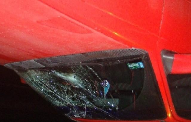 Auto dachowało na średnicówce w Grudziądzu [zdjęcie przykładowe, nie przedstawia wypadku]