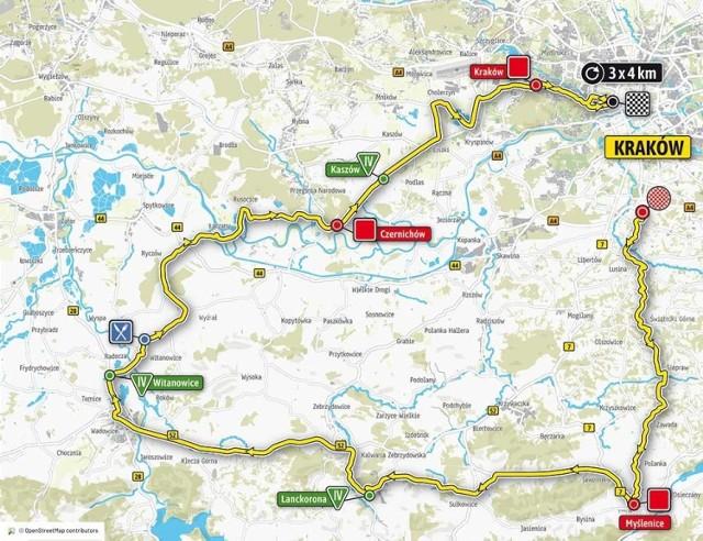 Tour De Pologne 2019 Trasa Mapy Wyniki Kto Wygral Tour De