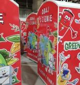 Remondis wystawi na ulicach Sosnowca nowe pojemniki do zbiórki drobnego sprzętu RTV i AGD. Znamy listę miejsc