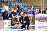 Alessandro Magro nie będzie już trenerem koszykarzy MKSu Dąbrowa Górnicza. Zostaje we Włoszech