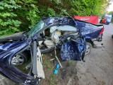 Policja szuka świadków śmiertelnego wypadku na DW-212 do którego doszło 5 września b.r.