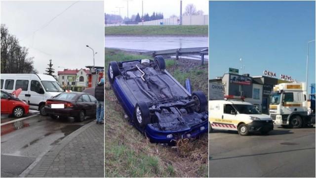 Ulice i skrzyżowania grozy w Tarnowie. W tych miejscach najłatwiej o wypadek lub stłuczkę