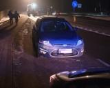 Kobieta potrącona przez samochód na przejściu dla pieszych w Sztumie
