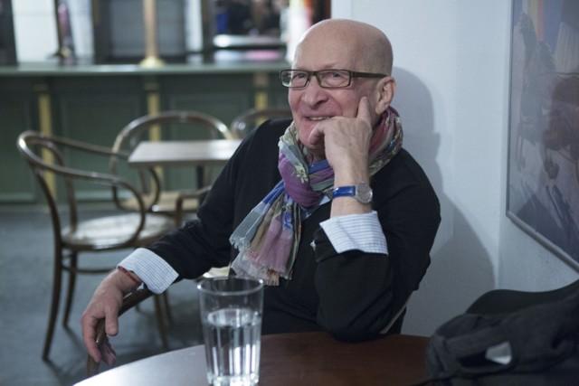 Wojciesz Pszoniak był gościem łódzkiego Muzeum Kinematografii / 28.01.2016
