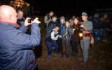 Pierwsze, nocne zwiedzanie Fortu I Salis Soglio w Twierdzy Przemyśl. Przyszło prawie 1000 osób [ZDJĘCIA]
