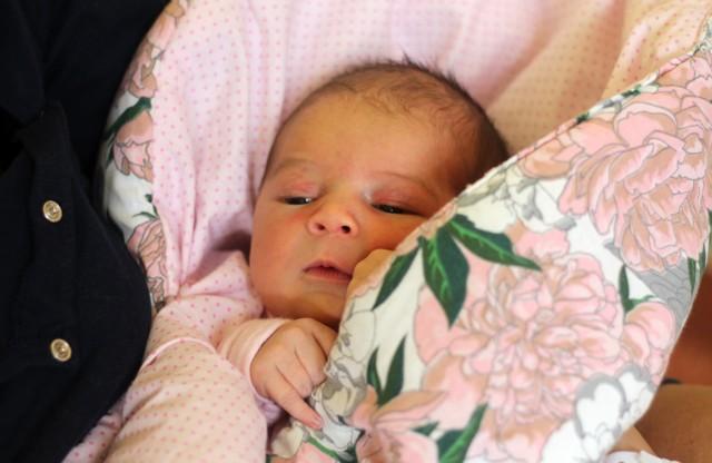 Iga Krause urodziła się 17 lutego 2021 roku o g. 8.40. Waga/długość: 3570/56 cm. Imiona rodziców to Julia i Piotr.
