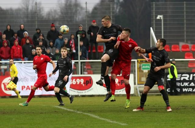 W ostatnim meczu Bytovia wygrała z Resovią Rzeszów 1:0