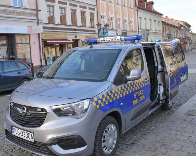 W grudniu 2019 r. Straż Miejska w Oświęcimiu wzbogaciła się o nowy radiowóz marki Opel Combo. Zastąpił ten najstarszy.