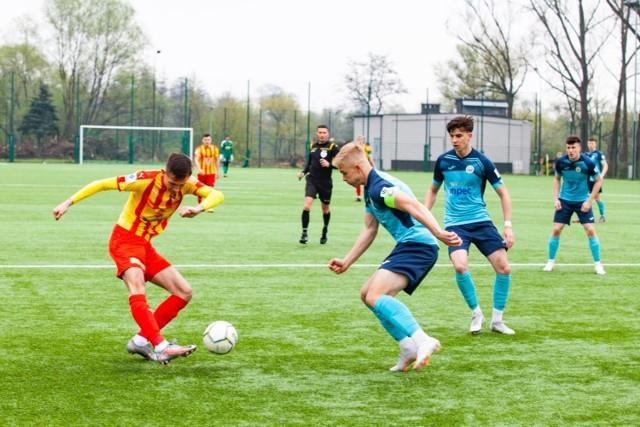 1.05.2021, Centralna Liga Juniorów U-18: Hutnik Kraków - Korona Kielce