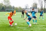 Centralna Liga Juniorów U-18. Wysoka porażka outsidera tabeli Hutnika Kraków na własnym boisku z Koroną Kielce [ZDJĘCIA]