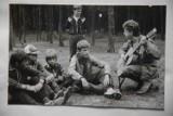 Byliście harcerzami? Zobaczcie archiwalne zdjęcia z obozów odszukane w kronikach ZHP Wągrowiec [ZDJĘCIA]