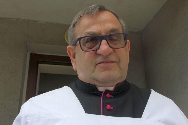 Ks. kan. Zenon Rutkowski obchodzi jubileuszu 50-lecia kapłaństwa. O jego zasługach pięknie mówił prymas Wojciech Polak