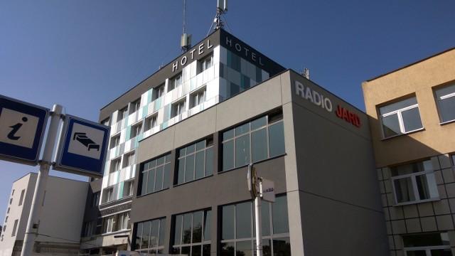 Kończy się właśnie remont hotelu Turkus w Białymstoku