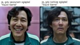 Squid Game. Memy z serialu Netfiksa podbijają internet tak samo jak koreański hit. Zobacz najlepsze!