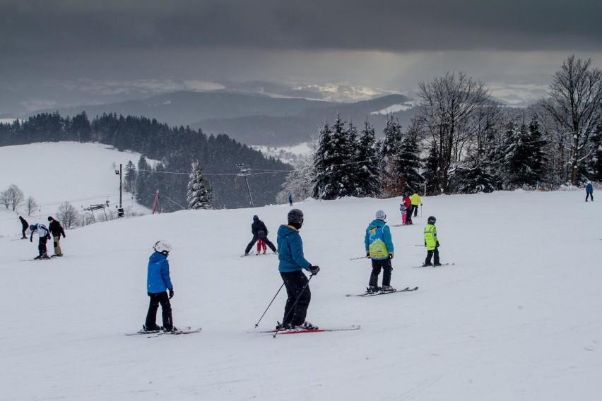 Walim: Bezpłatna nauka jazdy na nartach dla dzieci