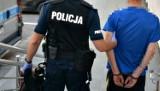 Komenda Miejska Policji w Suwałkach. Policjant zatrzymał złodzieja