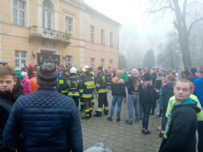 #goMarcel: Tłumy biegaczy amatorów w Parku Miejskim w Krotoszynie [ZDJĘCIA I]