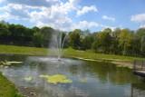 Promenada w Mysłowicach to świetne miejsce do wypoczynku. Mieszkańcy bawią się na placu zabaw, odpoczywają przy fontannach