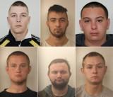 Tych mężczyzn ze Słupska i okolic szuka policja za kradzieże z włamaniem [zdjęcia]