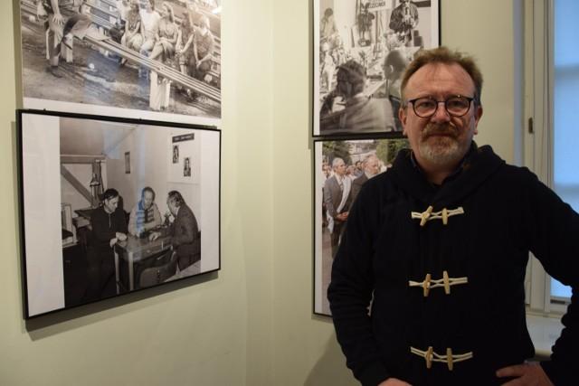 Ireneusz Markanicz, dyrektor MR, zaprasza na wystawę
