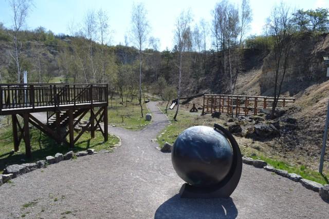 GEOsfera jest pięknym miejscem na spacery. Na terenie ośrodka odbywa się wiele wydarzeń