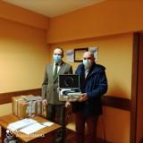 Szpital w Sanoku otrzymał wideolaryngoskop oraz kolejny sprzęt z Rządowej Agencji Rezerw Materiałowych