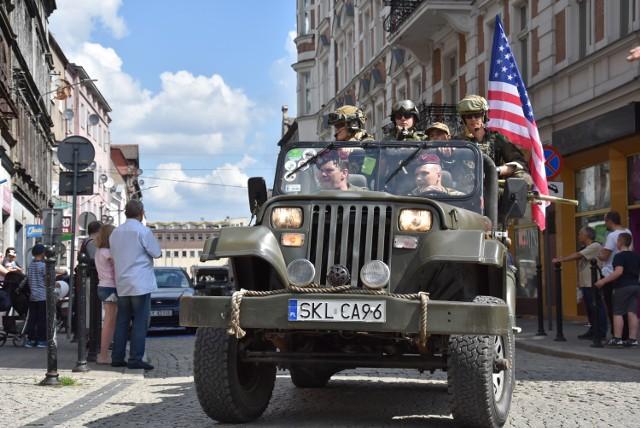XV Zlot Pojazdów Wojskowych Śląskie Manewry (2019)