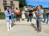 Dobiega końca budowa ulicy Słonecznej w Wiciu. Inwestycja za prawie 5 mln [ZDJĘCIA]