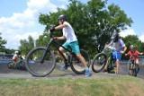 Nowy tor rowerowy przy hali sportowej w Koronowie gotowy [zdjęcia]
