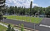 Kraków. Nowoczesny kompleks sportowo-rekreacyjny przy Zespole Szkół nr 1 na ostatniej prostej [ZDJĘCIA]