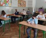 Tak wyglądał egzamin ósmoklasistów w Szkole Podstawowej nr 3 w Łęczycy