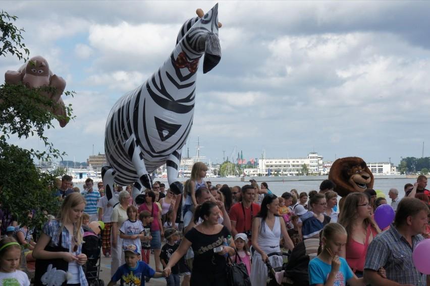 Będzie parada rodem z Madagaskaru!