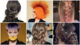 Tarnów. Efektowne stylizacje włosów z tarnowskich salonów na Instagramie. Takie rzeczy potrafią fryzjerzy w Tarnowie! [ZDJĘCIA]