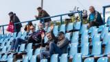 Błękitni Stargard grali bardzo ważny mecz w II lidze z Olimpią Elbląg. Kibice wrócili na trybuny