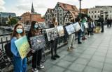 Bydgoszcz. O dobrodziejstwach diety roślinnej mieszkańcom opowiedzieli aktywisci