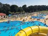 Nowe baseny Aquafun w Legnicy. Zakończenie sezonu. Ile osób korzystało z obiektu podczas lata?
