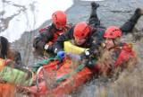 Bytom: Ćwiczenia ratowników i nurków w zbiorniku Brantka [ZDJĘCIA, WIDEO]